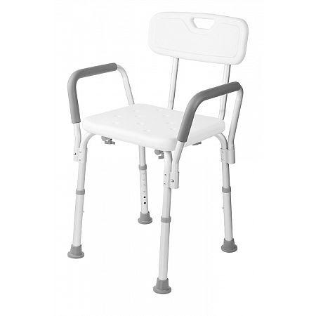 Koupelnová židle výškově stavitelná