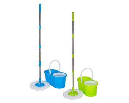 BRILANZ Mop set ROTERO s 2 ks hlavic