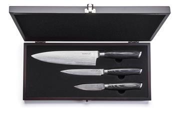 Sada nožů G21 Gourmet Damascus small box