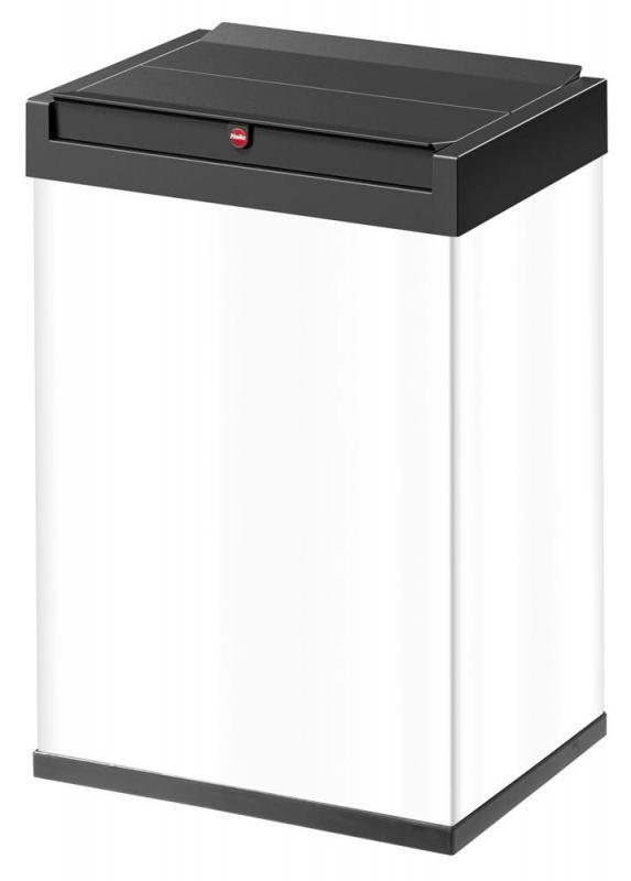 Big-Box® Swing L odpadkový koš bílý/černý