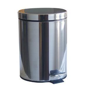 Odpadkový koš 5l nerez
